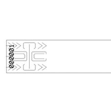 0881feced Identifikační náramky z Tyveku na akce